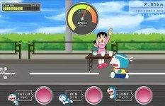 Doraemon Marathon Game