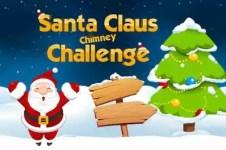 Santa Claus Chimney Challenge