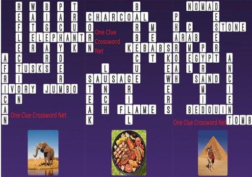One-Clue-Crossword