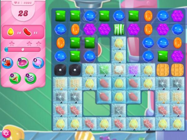 Candy Crush Saga 4608