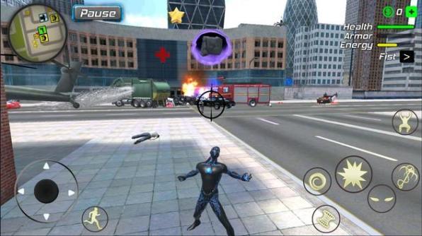 Black Hole Hero : Vice Vegas Rope Mafia ????Top Free Game ♛ [Updated] (2020) ✅