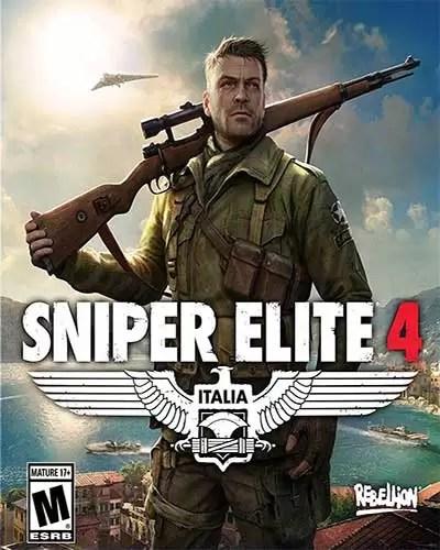 Sniper Elite 4 System Requirements : sniper, elite, system, requirements, Sniper, Elite, Deluxe, Edition, Download, FreeGamesDL