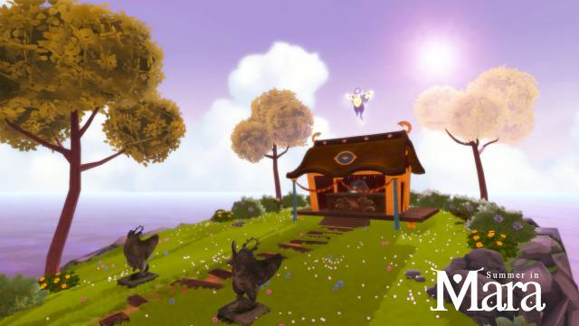 Summer in Mara: the path of a Spanish indie to become a Nintendo ...