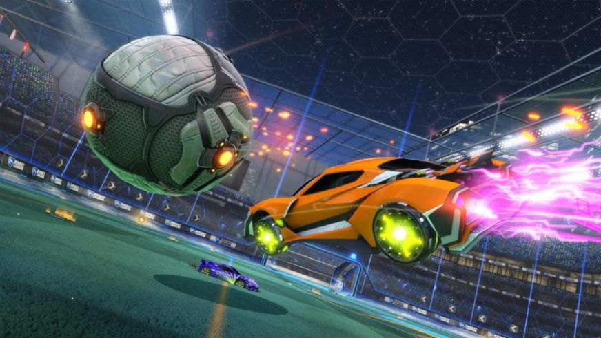 Rocket League dates its free-to-play relaunch