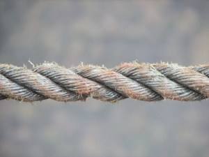 A threefold cord is not easily broken for the whole is greater than the sum of the parts