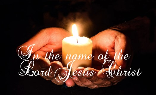 Do everything in the name of the Lord Jesus