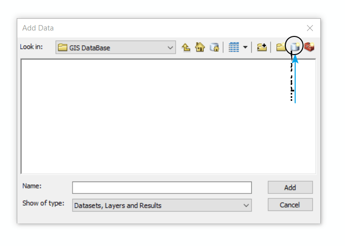 add new file geodatabase.png