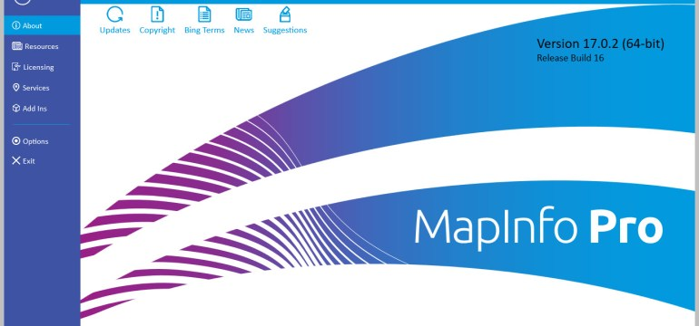 mapinfo pro tutorial