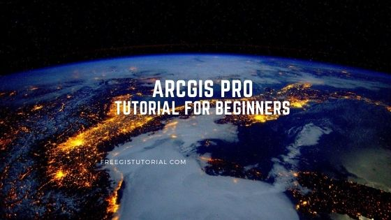 arcgis pro for beginners