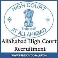 Allahabad High Court UPHJS