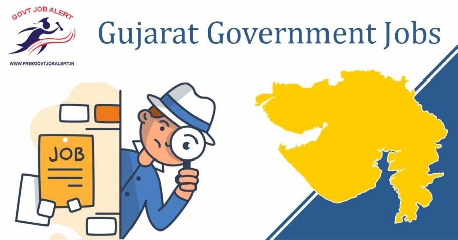 Gujarat Govt Jobs 2021