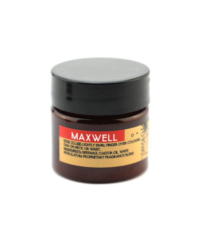 Maxwell Solid Cologne