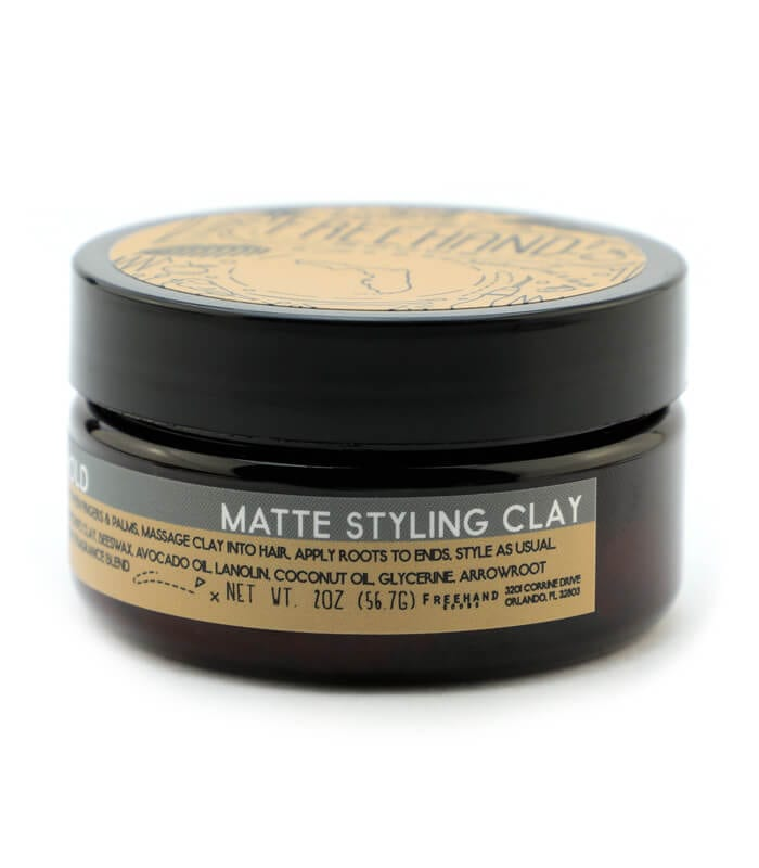 All Natural Matte Clay