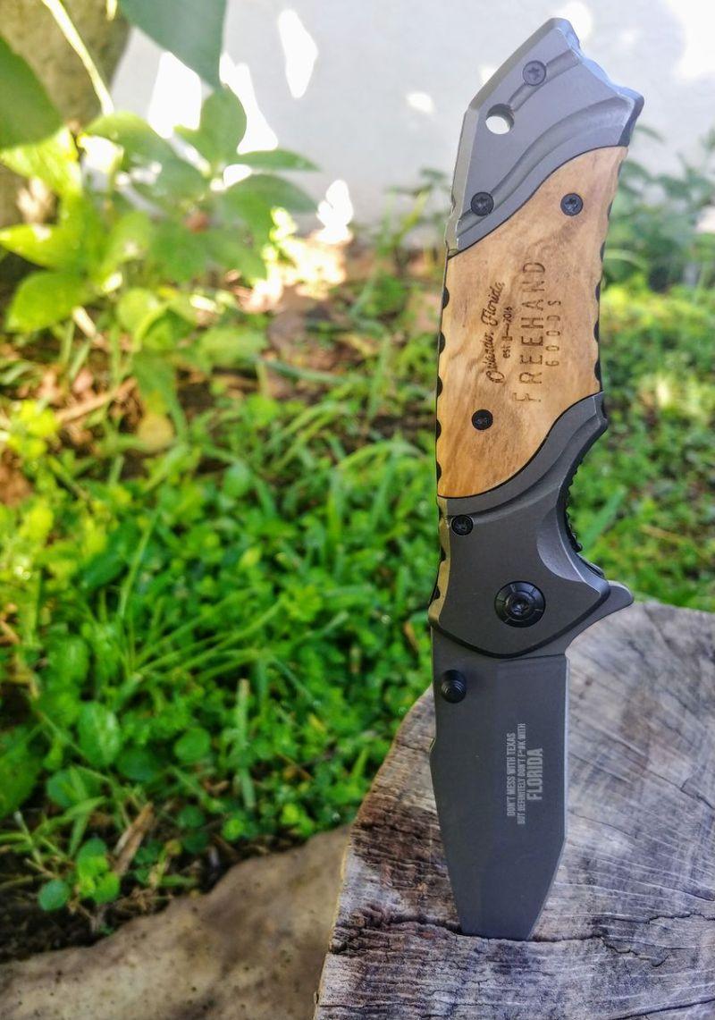 FHG Pocket Knife