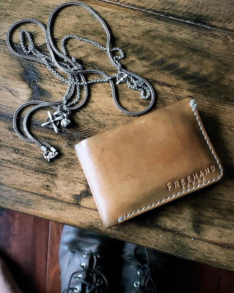 Princeton Bifold Leather Wallet
