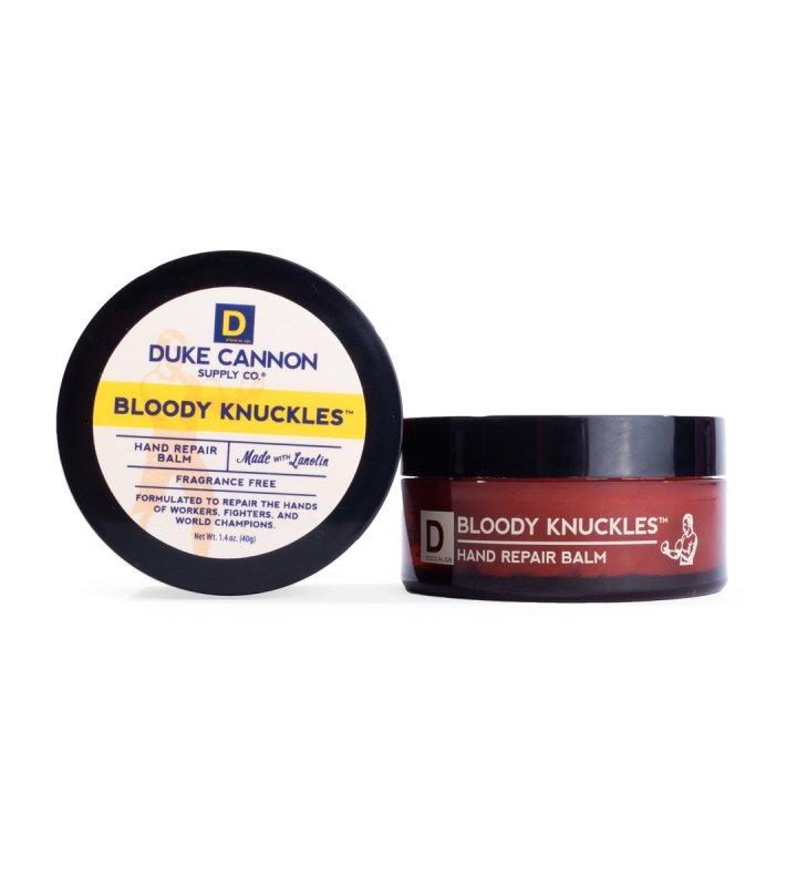 Duke Cannon Bloody Knuckles Hand Repair Travel Size