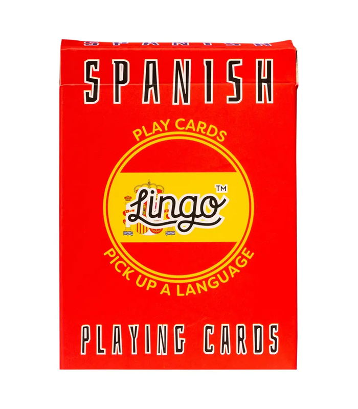 Lingo Playing Cards