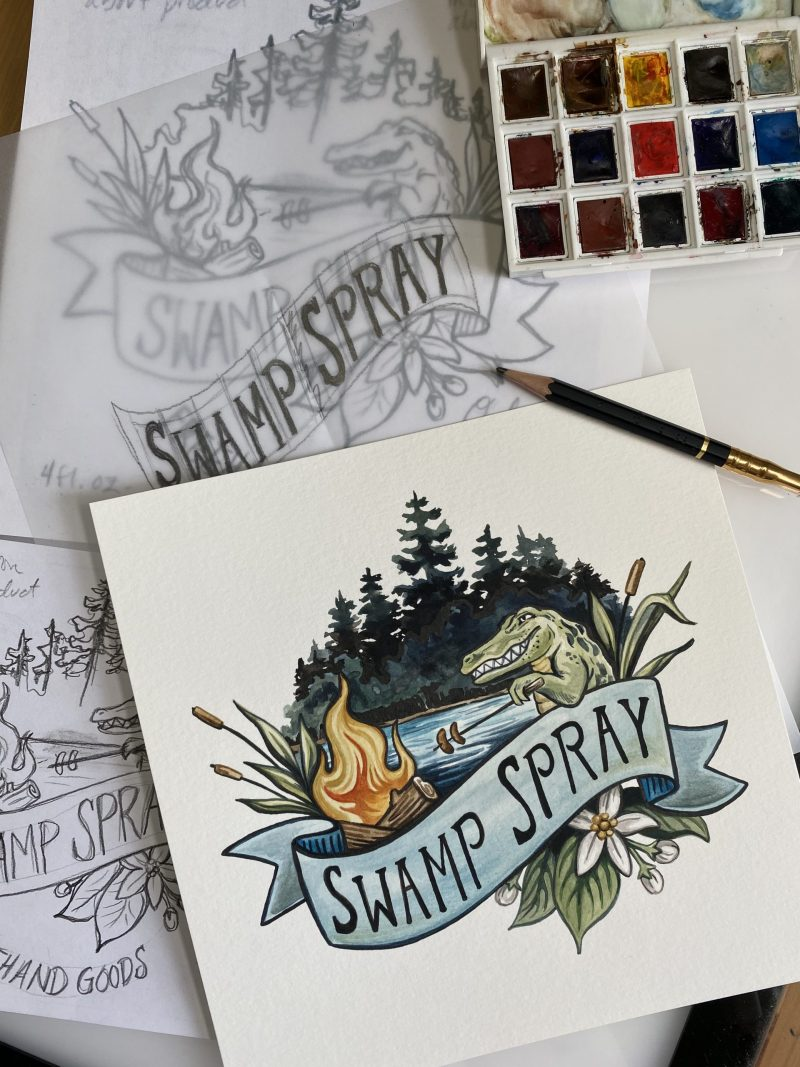 Swamp Spray