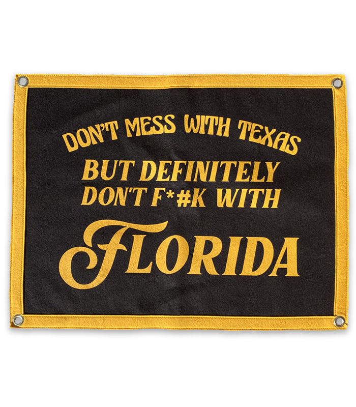 Florida Camp Flag