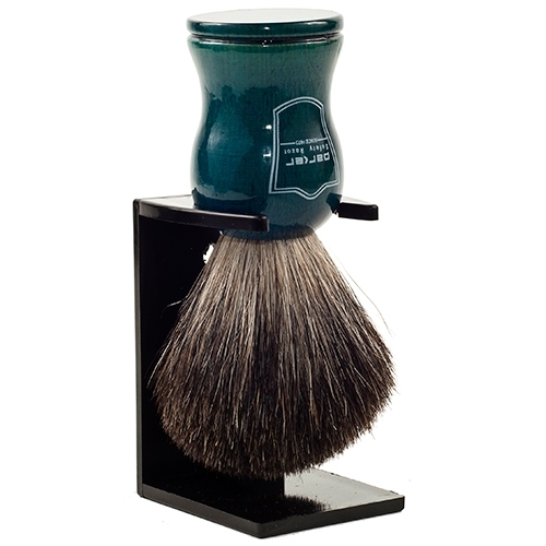 Parker Shaving Brush Black Badger
