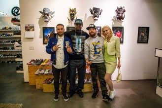 @bdrowley of @rswdsd, @sneakerheadfred12 of @teamshc, @freehandprofit & @betsyvandeusen