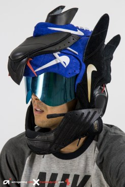 Astro Gaming Nike SB Koston 2 Helmet by Freehand Profit