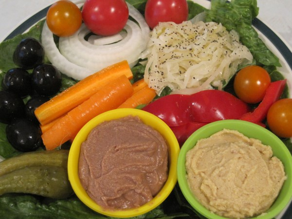 Lillys Hummus Freeheel Vegan