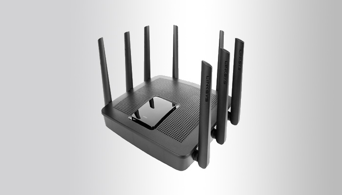 Linksys Max-Stream AC5400 - Best Small Business Router
