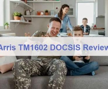 Arris TM1602 review