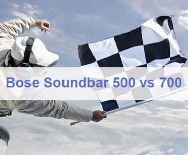 Bose Soundbar 500 vs 700