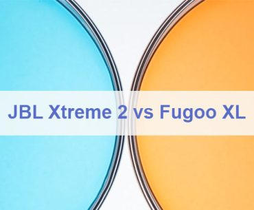 JBL Xtreme 2 vs Fugoo XL