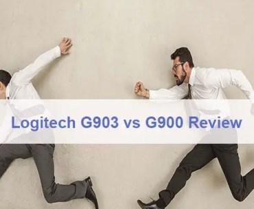 Logitech G903 VS G900