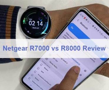 Netgear R7000 vs R8000