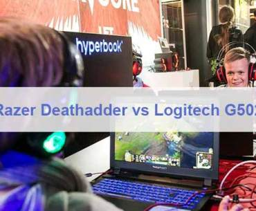 Razer Deathadder vs Logitech G502
