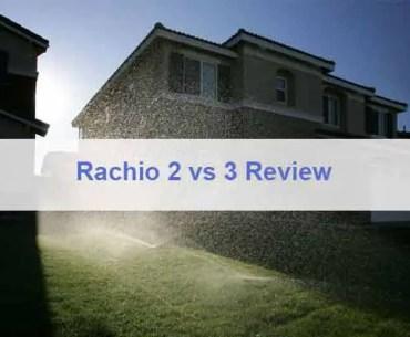 Rachio 2 vs 3