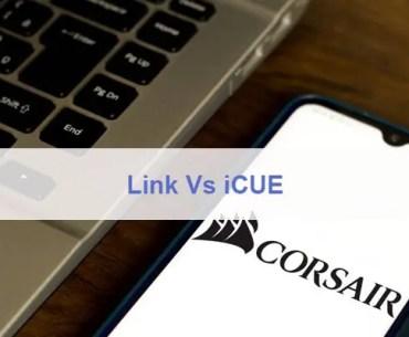 Corsair Link Vs iCUE