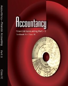 Financial Accounting 2 Class 11th Accountancy NCERT Book PDF Download