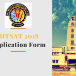 BITSAT 2019 BITSAT 2018 BITS Pilani Results Admit Card Question Paper Answer Key Application Form Fees Eligibility Criteria Exam Dates Pattern Syllabus