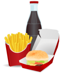 Fast Food PNG Fast Food Transparent Background FreeIconsPNG