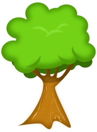 Gambar Pohon Png : gambar, pohon, Pohon, Transparent, Background, FreeIconsPNG
