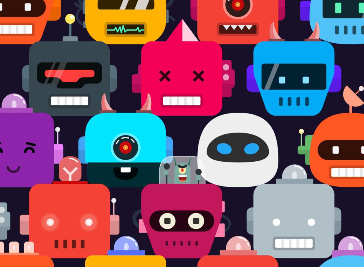 bottts illustrations