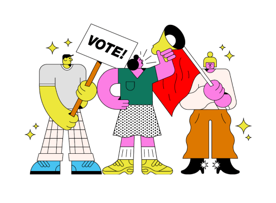 Election Illustrations