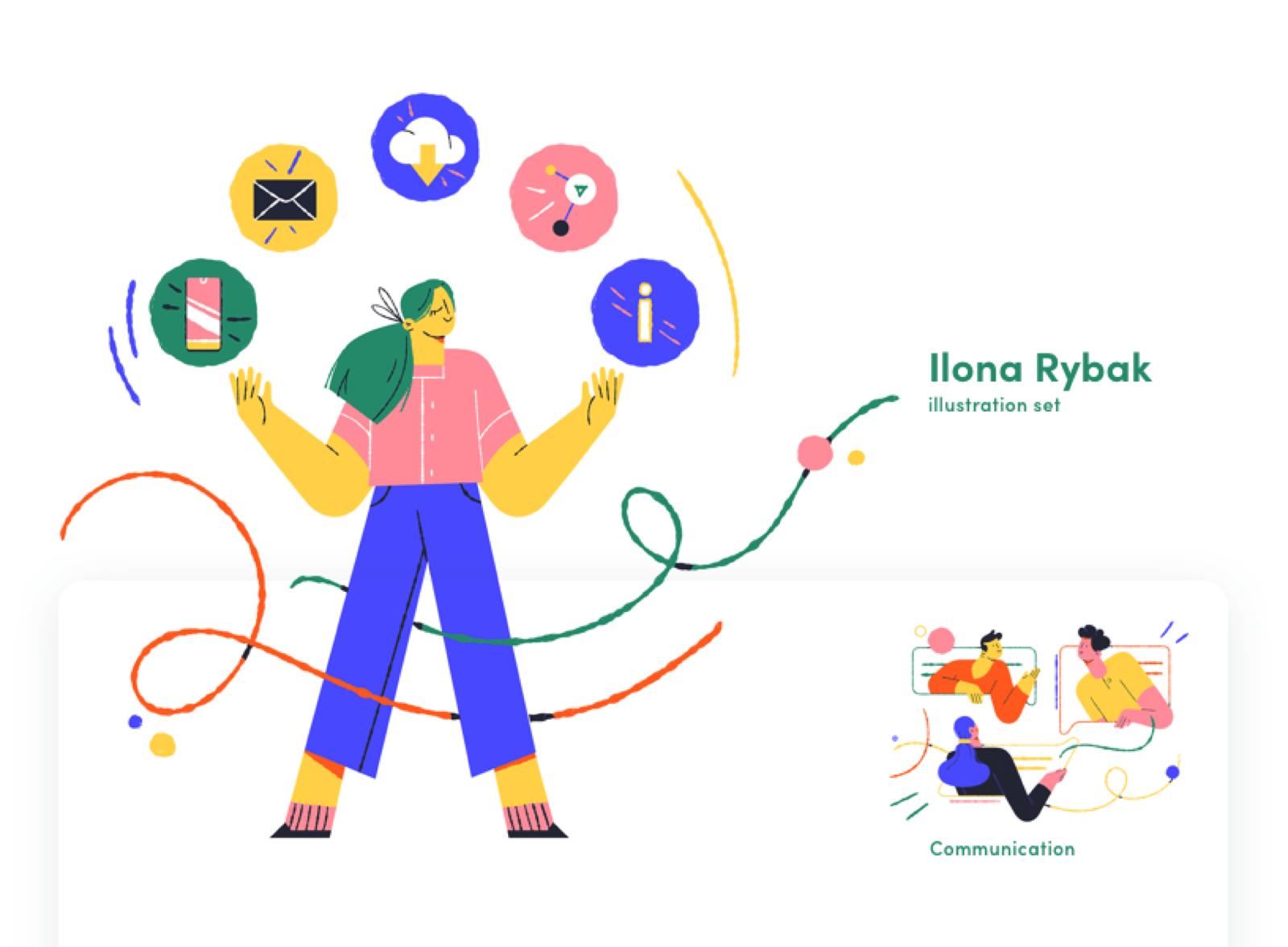 UIG Illustration Kit