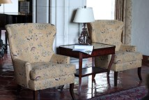 Chairs In Fancy Hotel Lobby Free Stock And