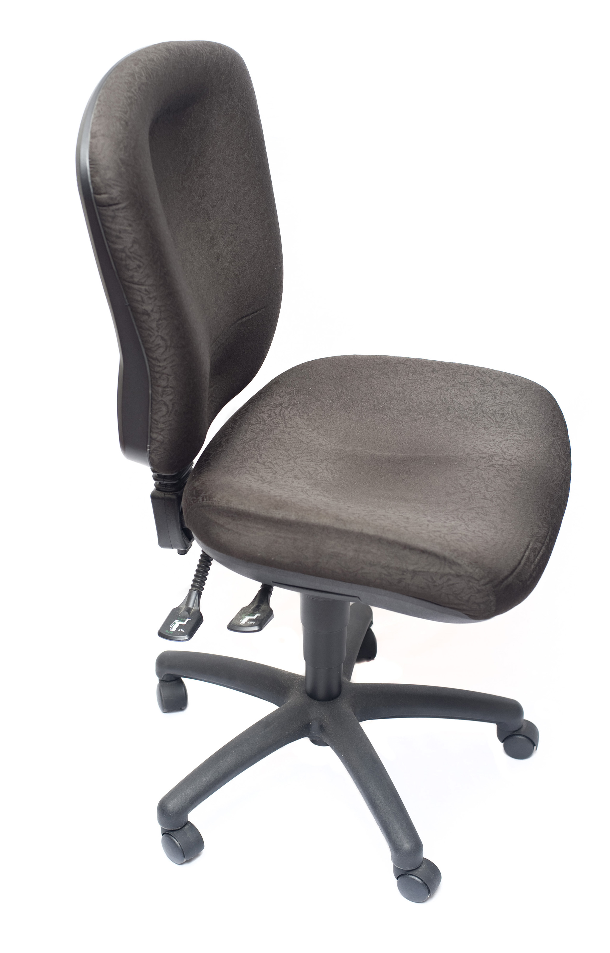 Chair On Wheels Free Stock Photo 5379 Comfortable Black Office Chair Freeimageslive