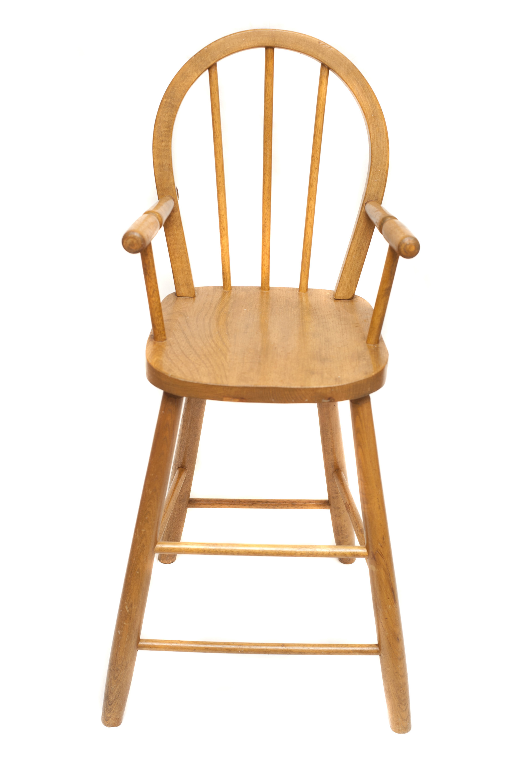 Toddler Wooden Chair Free Image Of Wooden High Chair