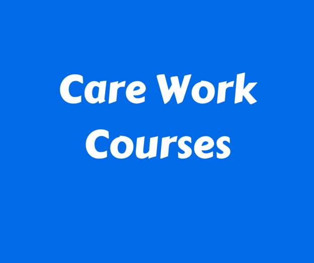 Care Work Courses