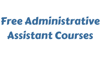 Administrative Assistant Courses