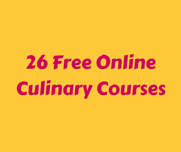 Culinary Courses