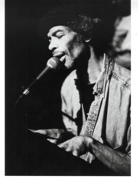 Heron performing in New York